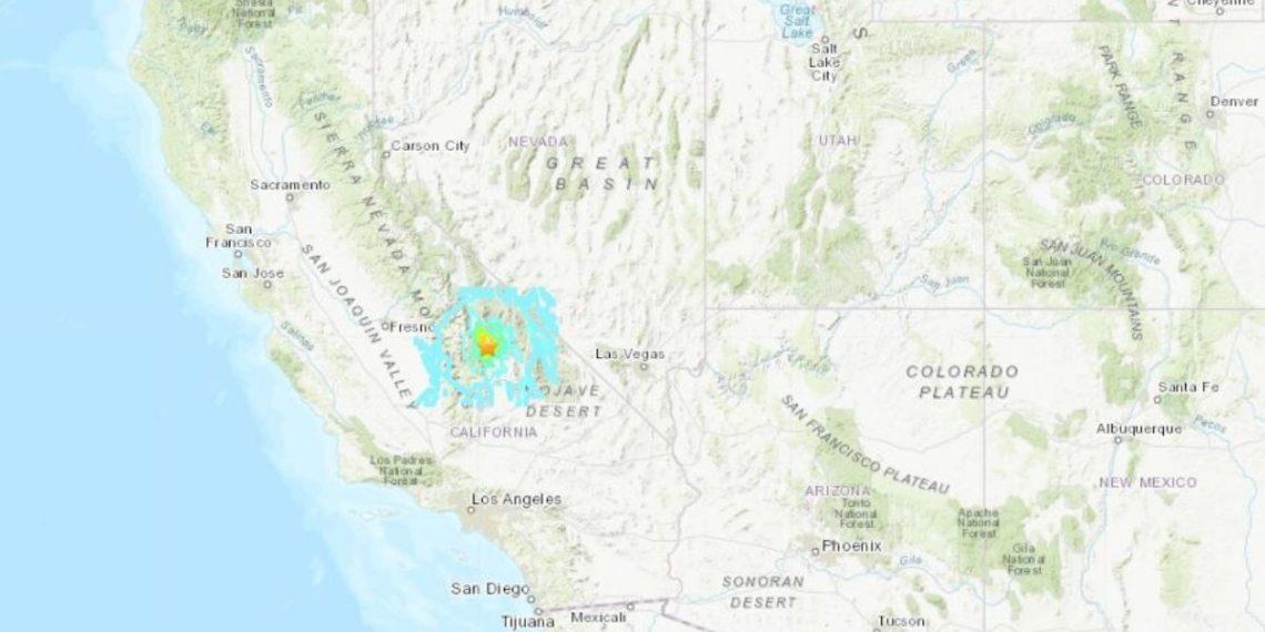 sismo california