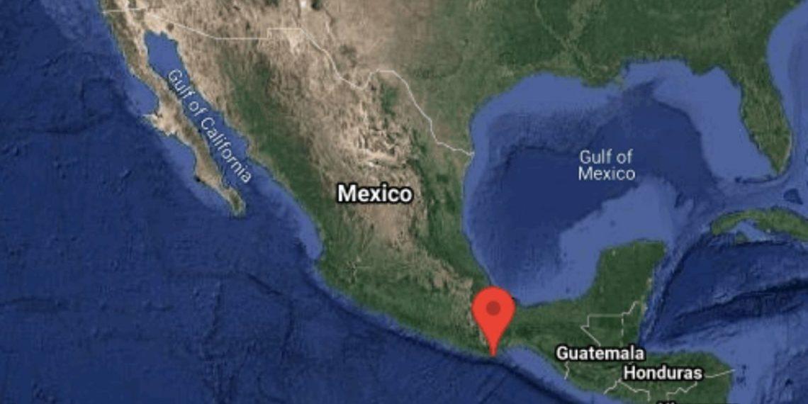 Terremoto mexico