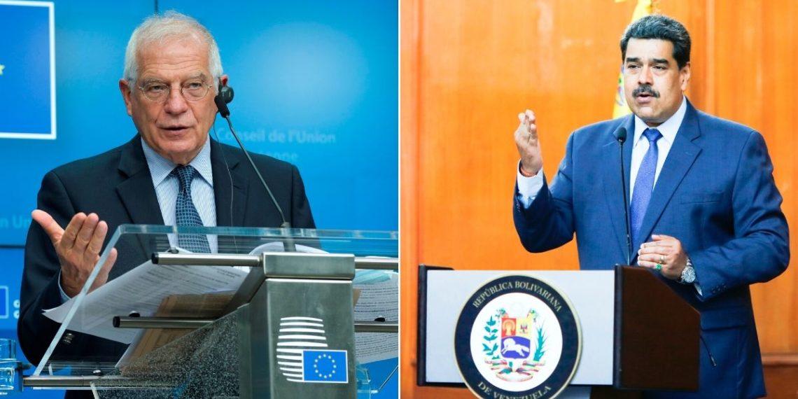Venezuela expulsión Unión Europea