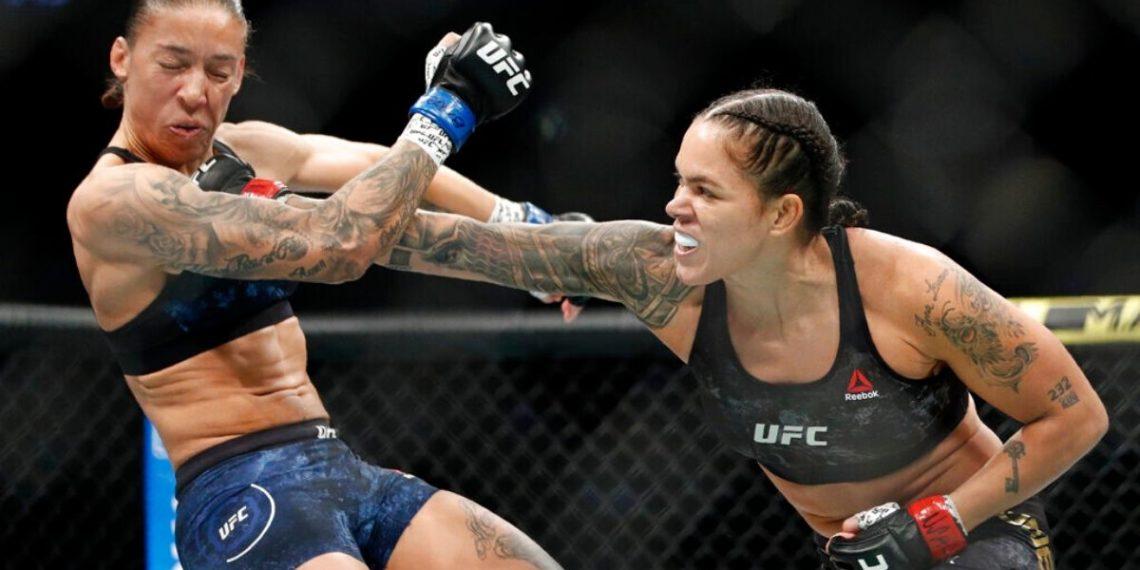 Amanda Nunes vence a Felicia Spencer, defiende su cinturón de UFC