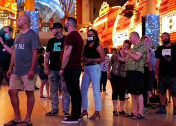 Coronavirus Las Vegas