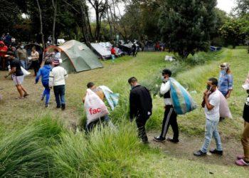 venezuela migrantes frontera