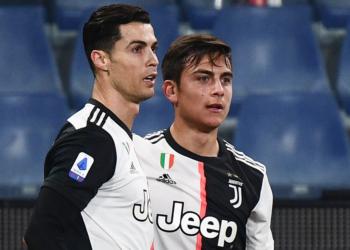 El dúo conformado por Dybala y Cristiano comanda a la Juventus