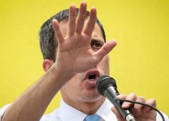 Liderazgo Juan Guaidó