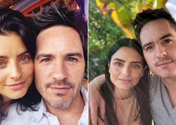 Aislinn Derbez confiesa el motivo por el que fracasan sus romances