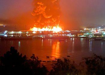 Amazon incendio
