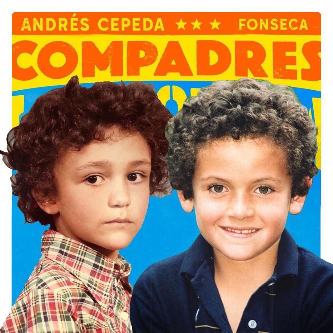Andrés Cepeda y Fonseca de niños