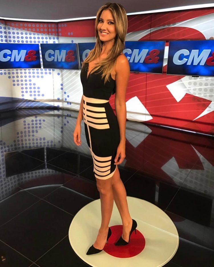 Daniella Álvarez y su trabajo en TV