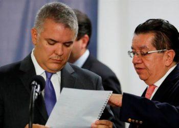 Escándalos Colombia