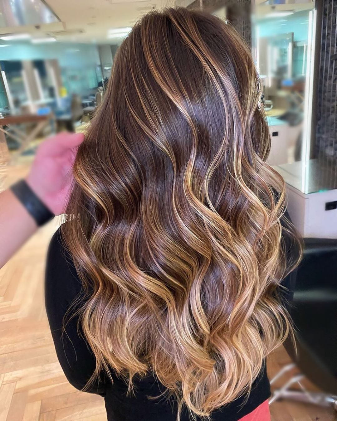 tonos de cabello