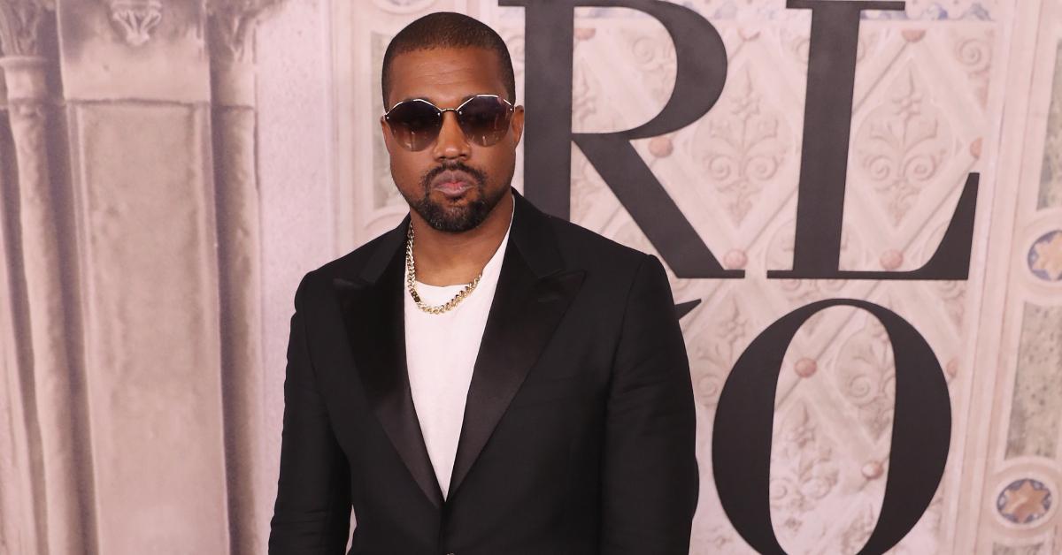 Kanye West George Floyd