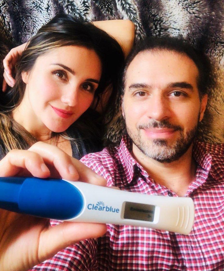 Dulce María embarazada