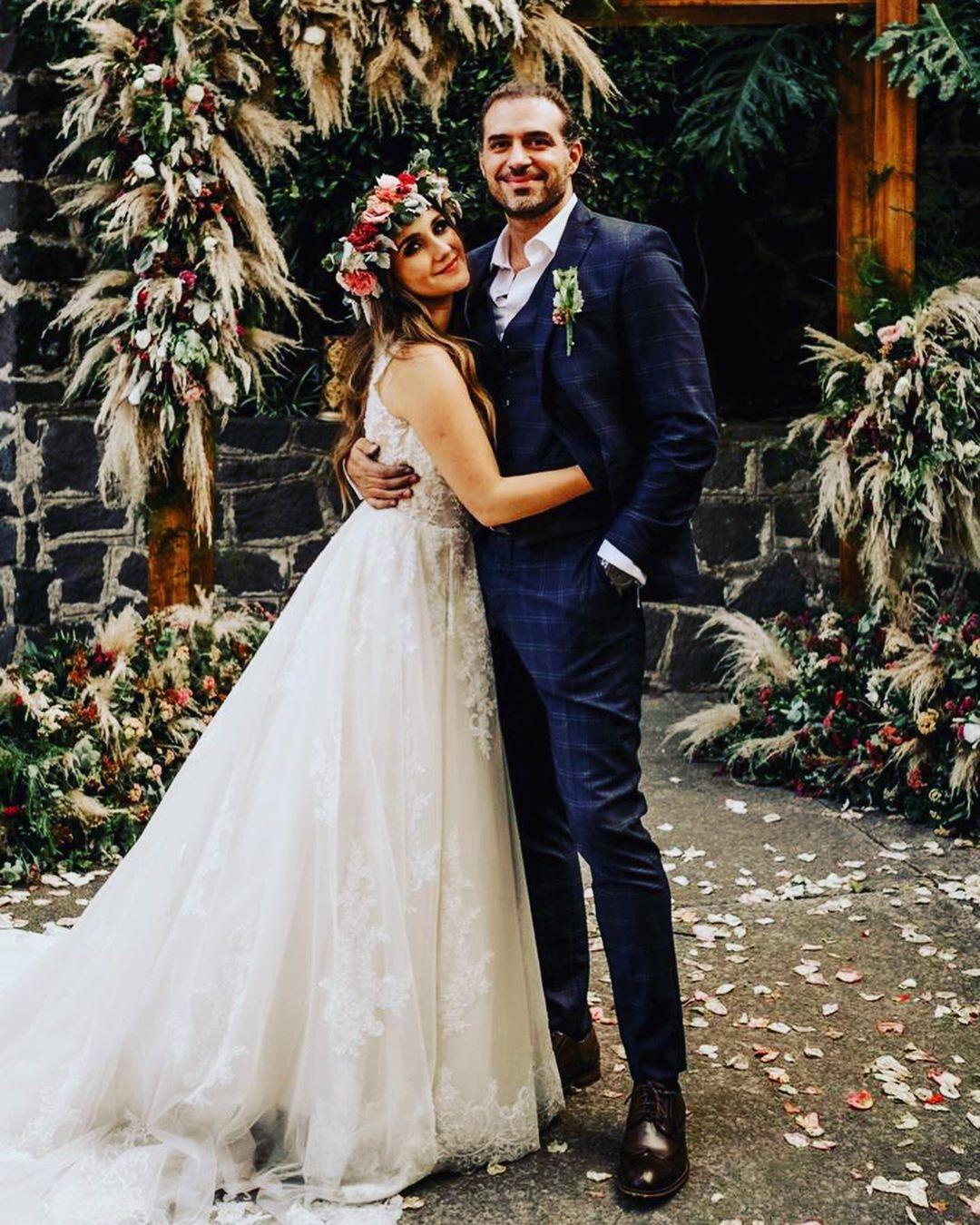 Matrimonio Dulce María