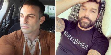 el desconocido hermano de Ricky Martin