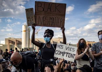Protestas Francia Adama Traoré