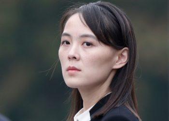 Corea del Sur es amenazada por Kim Yo Jong