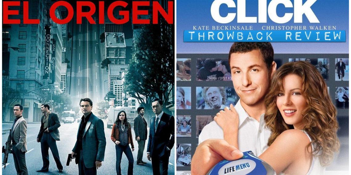Películas y series catálogo Netflix