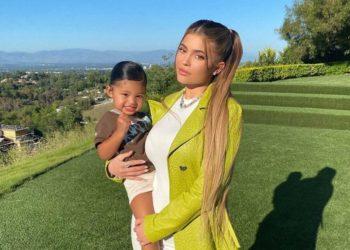 Kylie Jenner hija