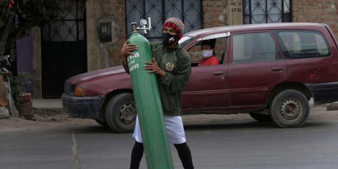 Perú supera los 190.000 casos de COVID-19