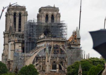 Restauración Notre Dame