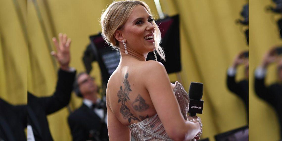 Scarlett Johansson celulitis