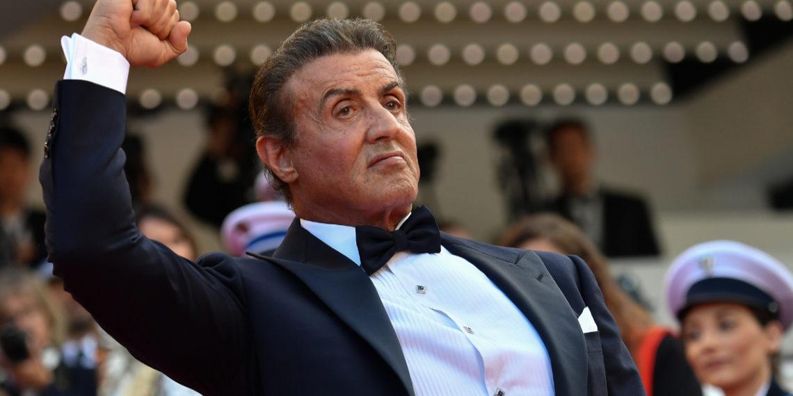 Sylvester Stallone 'Rocky'