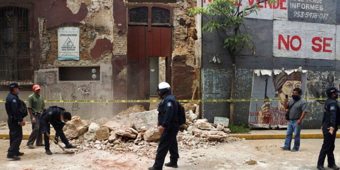 Temblor México