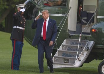 Trump búnker