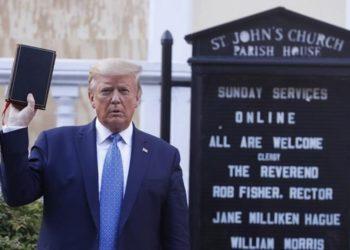 Trump polariza Estados Unidos