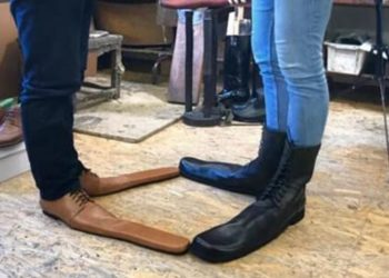 Zapatos coronavirus