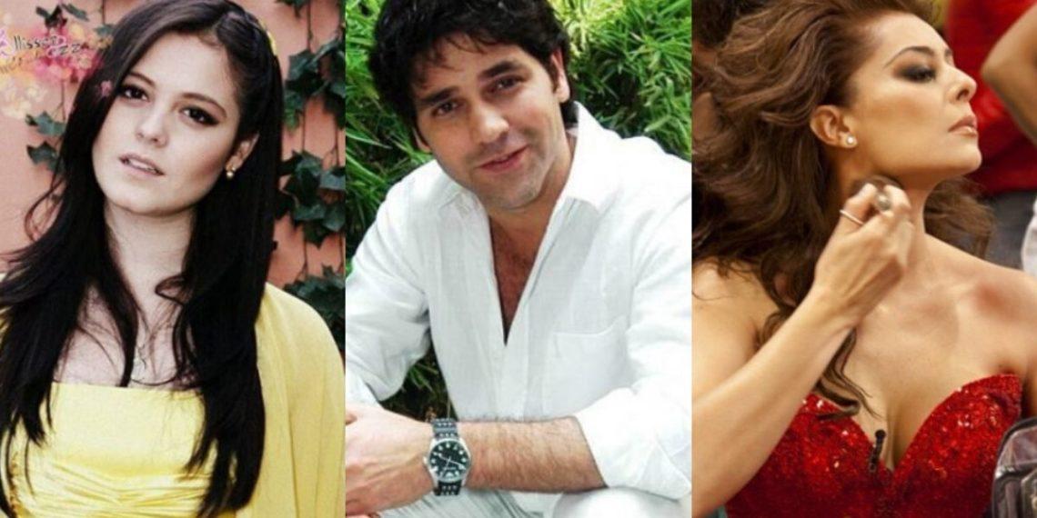 protagonistas de novelas mexicanas