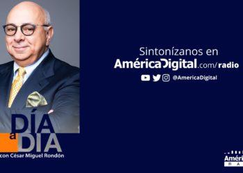 Día a Día con César Miguel Rondón 10 de junio de 2020