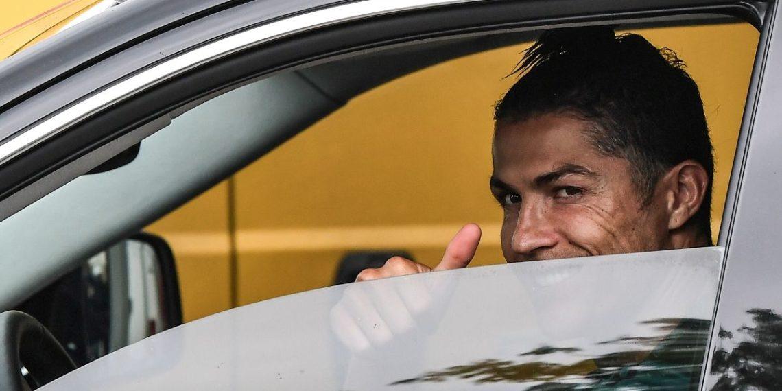 Cuarentena de Cristiano Ronaldo dio resultados: su físico está más fuerte