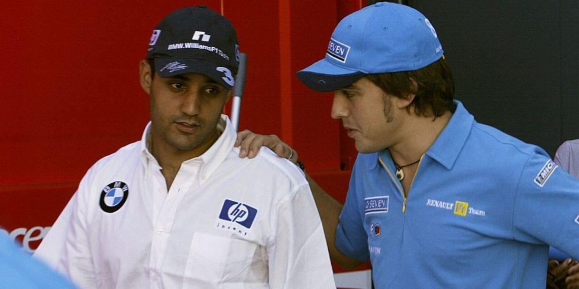 Juan Pablo Montoya no aprueba un retorno de Fernando Alonso a Renault