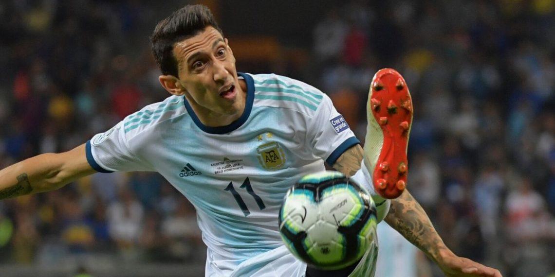 Di María exige que lo tomen en cuenta en la selección de Argentina