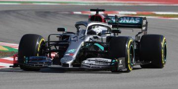 F1 regresa con pruebas de Mercedes y Valtteri Bottas en Silverstone