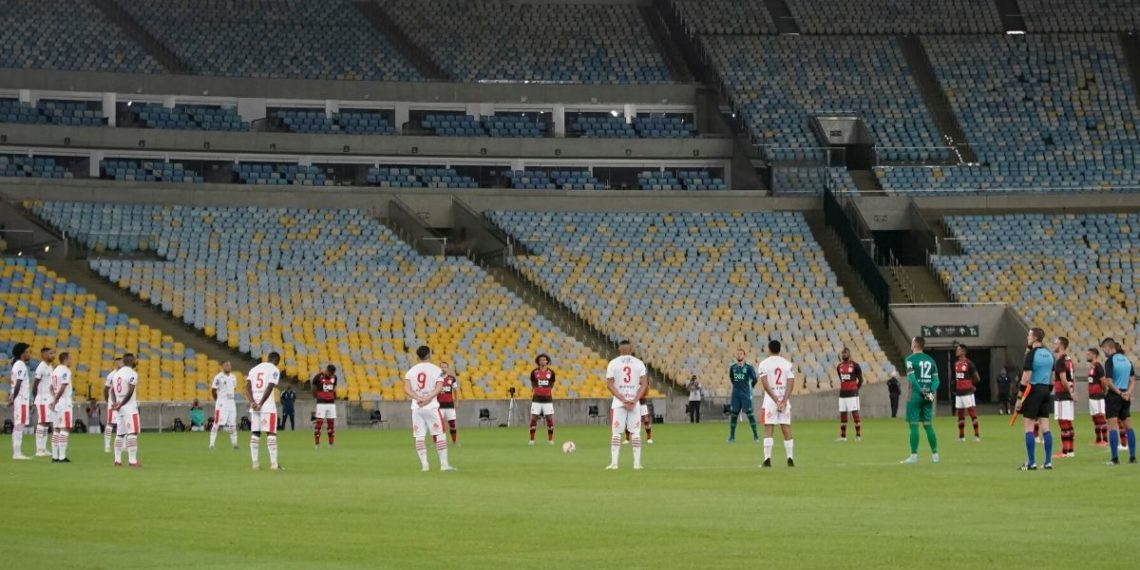 Fútbol de Brasil regresa al Maracaná bajo el halo del coronavirus