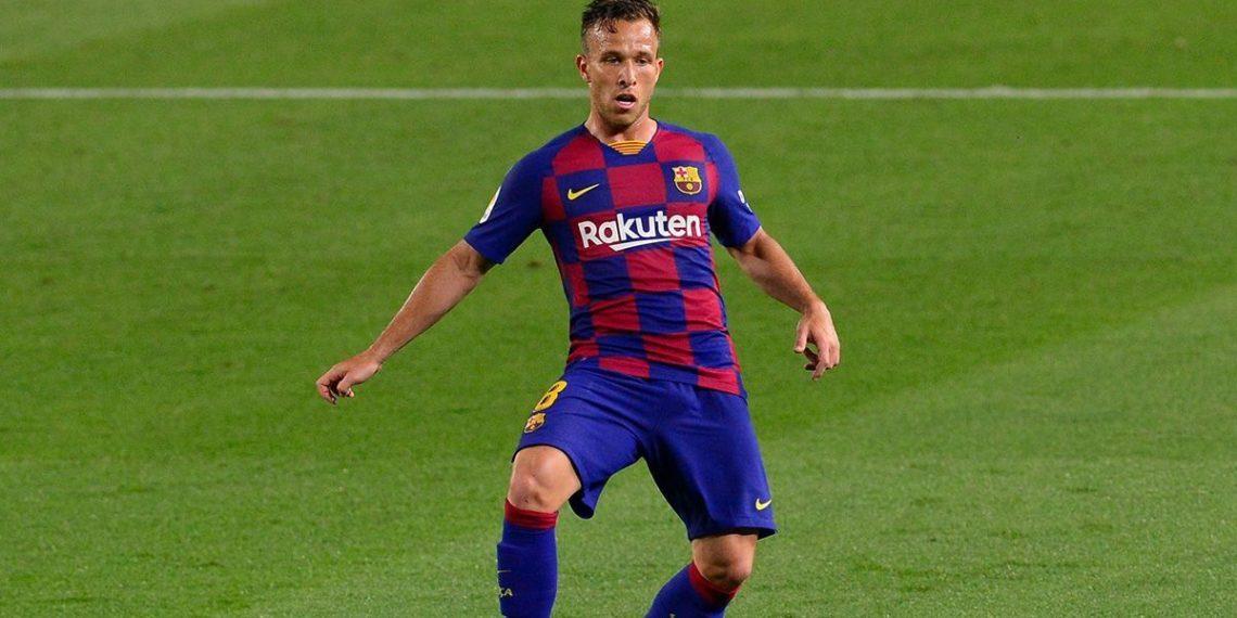 Arthur a la Juventus: FC Barcelona oficializó el movimiento