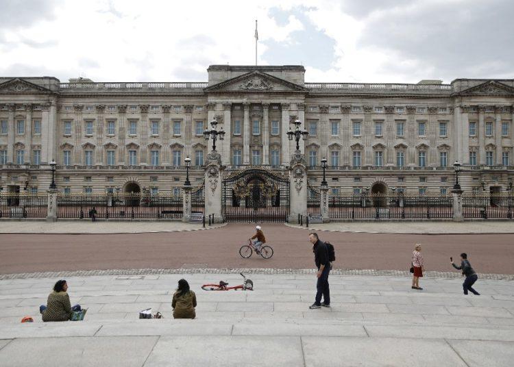 Palacio de Buckingham recorrido