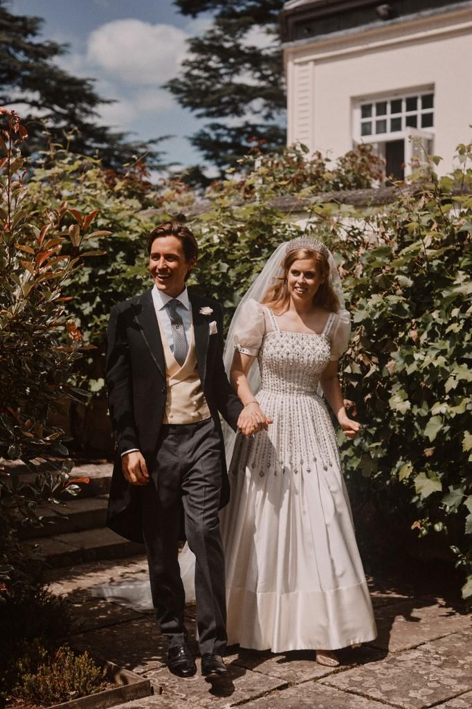 boda real princesa Beatriz