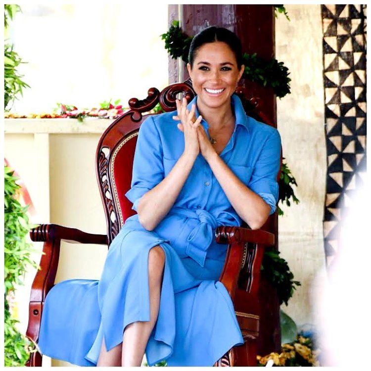 princesa Diana de gales y meghan markle