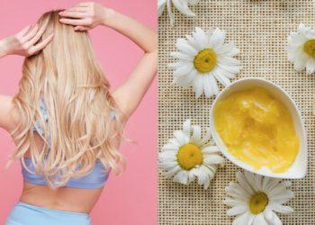 Cómo aclarar el cabello con ingredientes naturales