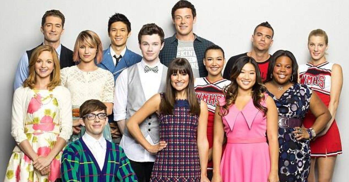 Elenco Glee