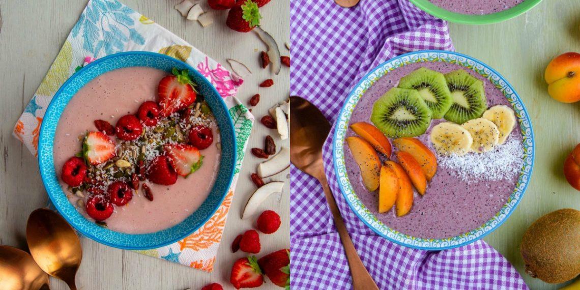 Recetas rápidas y saludables de bowl de avena
