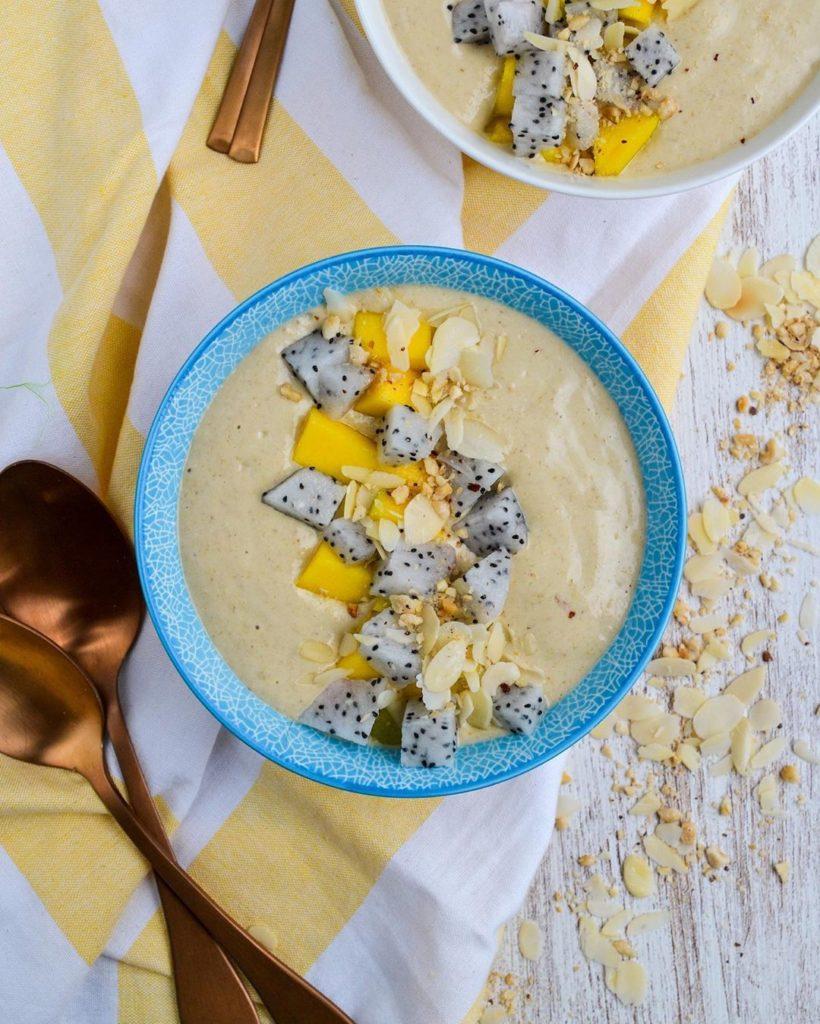 Recetas rápidas y saludables con avena y anacardos