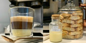 Receta de café bombón con leche condensada