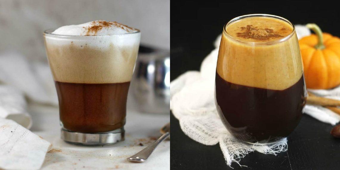 Receta para hacer café latte