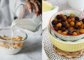 Receta de cereal fitness y light