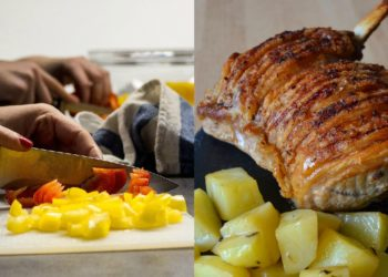 Receta de chuletas de cerdo al horno