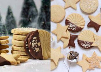 Receta de galletas de azúcar